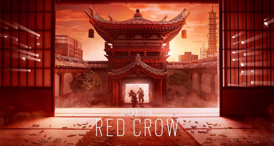 """Ubisoft® revela detalles de """"Operation Red Crow"""", el nuevo contenido de Tom Clancy´s Rainbow Six Siege®"""
