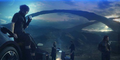 Nuevo tráiler de lanzamiento de Final Fantasy XV