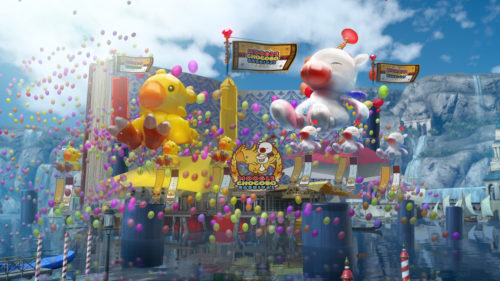 'Final Fantasy XV' lanza nueva actualización con contenido navideño
