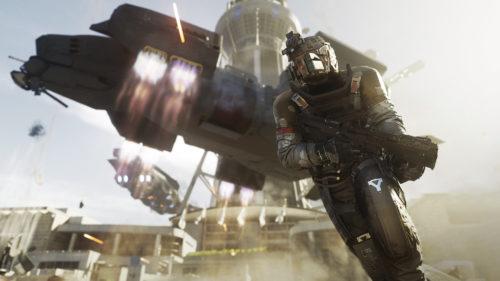 El primer DLC de 'COD: Infinite Warfare' se lanza para PS4