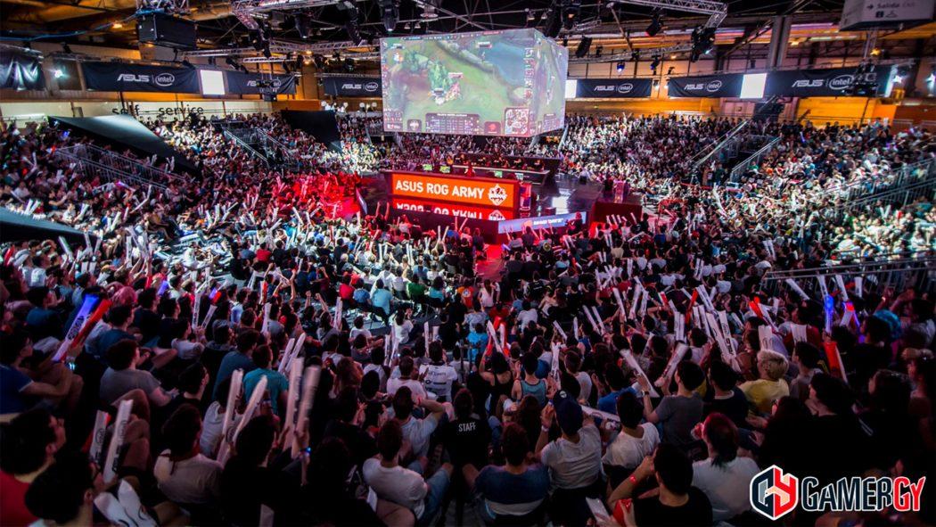 Gamergy Orange Edition será el mayor evento español de e-sports de 2016