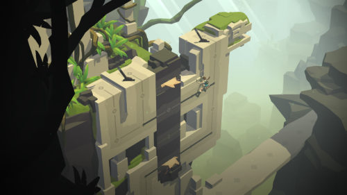 Square Enix: 'Lara Croft Go' coming first to first to PS4 and PSVita