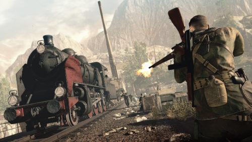 Rebellion: First story trailer for 'Sniper Elite 4' reveals plot to ignite italian resistance