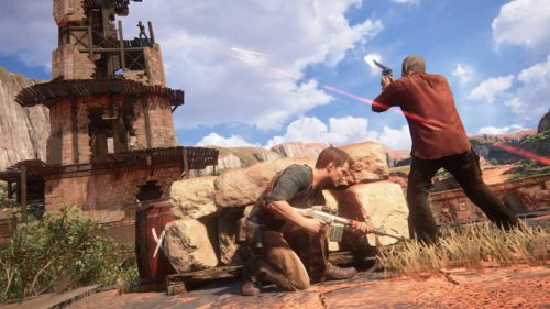 'Uncharted 4': Nuevo trailer de Supervivencia en PS4
