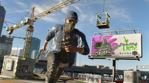 Watch Dogs 2 – PC Trailer NVIDIA