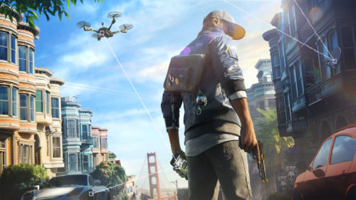 Watch Dogs 2 – Bono exclusivo para PlayStation 4