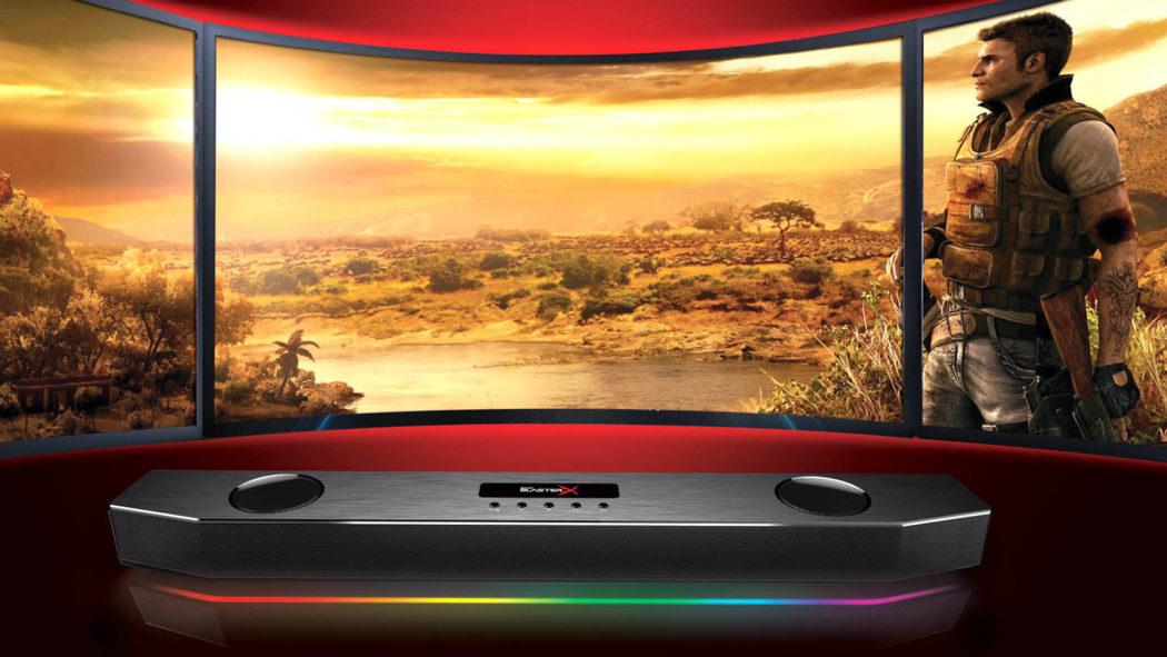 Llega el primer sistema de audio mundial con tres amplificadores, 5 altavoces y 16,8 millones de colores