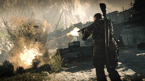 Nuevo tráiler de Rebellion: consigue el '101' en Sniper Elite 4