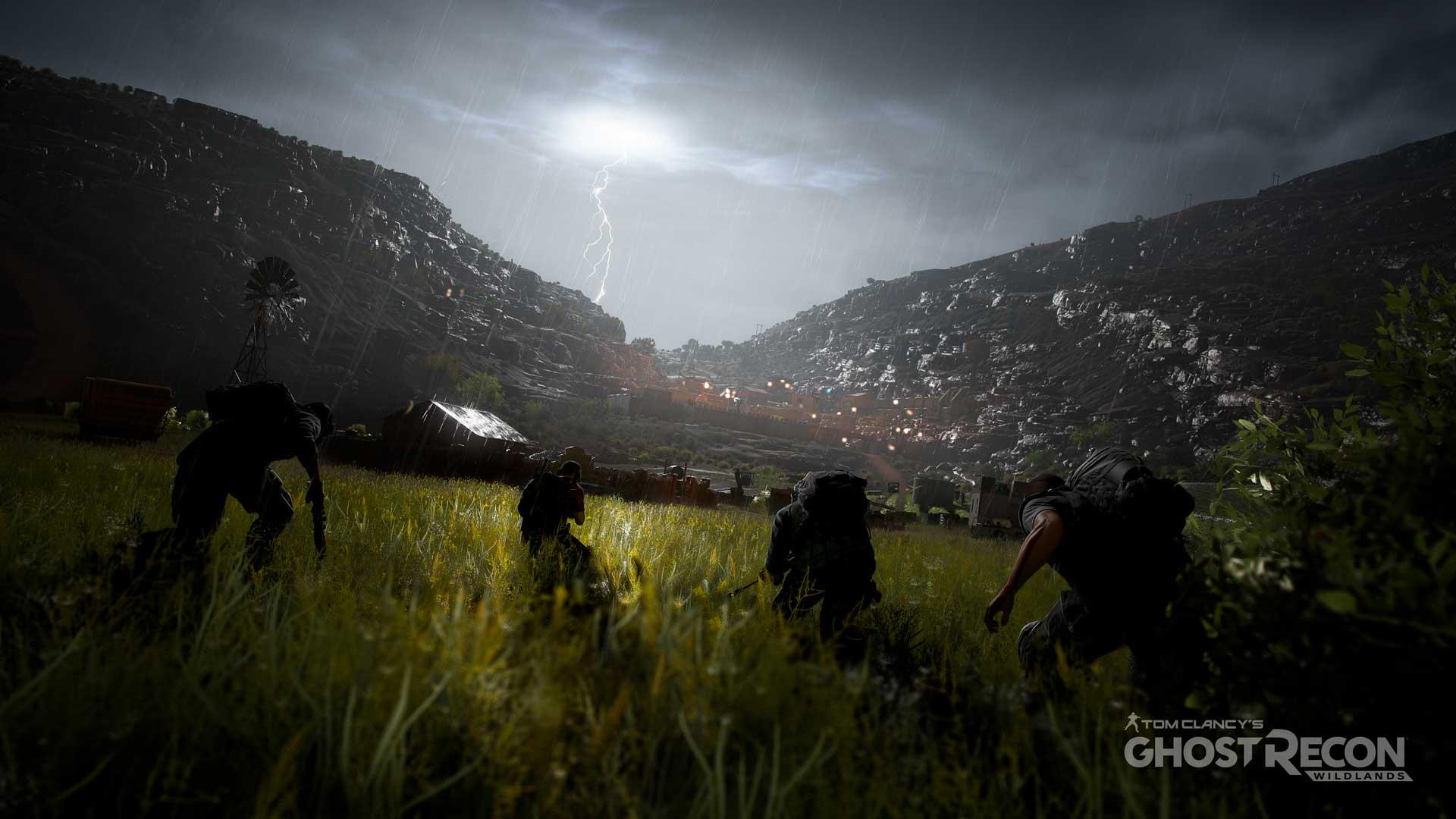 Explora Bolivia en el nuevo tráiler de gameplay de Ghost Recon Wildlands®