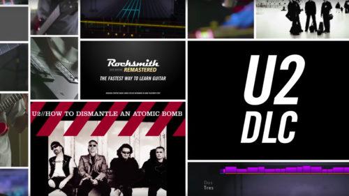 El nuevo DLC de 'Rocksmith 2014' trae canciones de U2