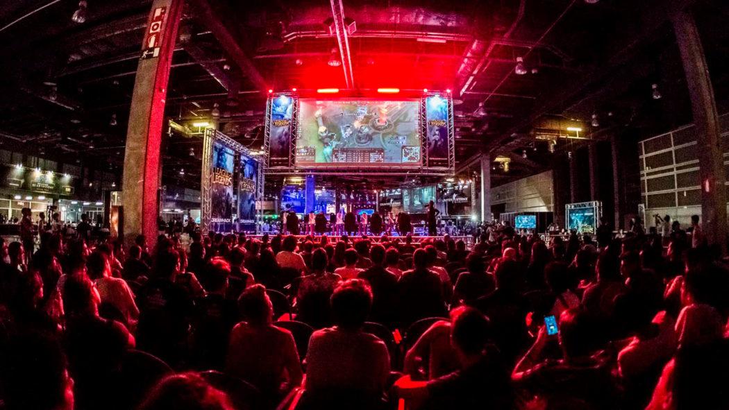 'DreamHack Valencia' vuelve en 2017 con la mayor oferta de eSports internacional