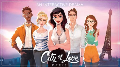 Ubisoft anuncia 'City of Love: Paris', su nuevo juego para dispositivos móviles