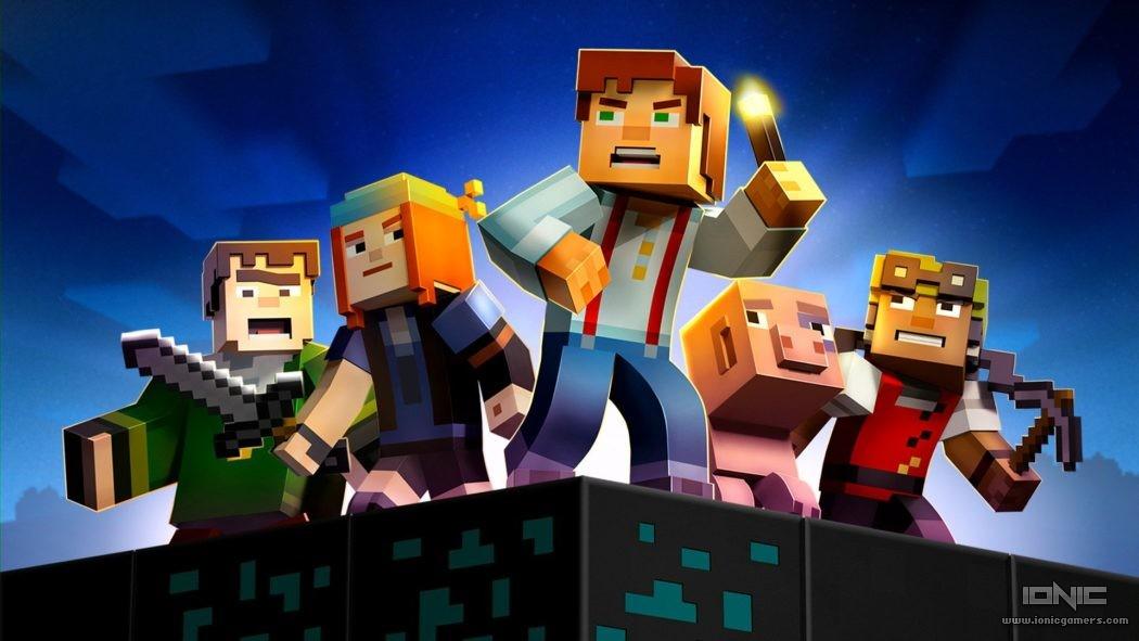 Minecraft Story Mode 2 conquistó a la crítica