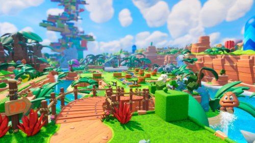 Ubisoft® revela detalles del season pass de Mario + Rabbids® Kingdom Battle
