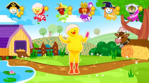 Just Dance® 2018 incluirá un modo de juego diseñado especialmente para niños