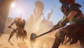 Desentraña el misterio de la orden de los antiguos en el nuevo tráiler de Assassin's Creed Origins