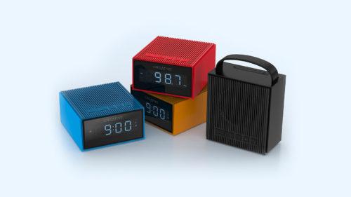Creative presenta su altavoz Bluetooth Creative Chrono: altavoz portátil + altavoz para el hogar 2 en 1