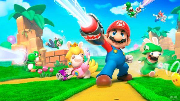 Mario + Rabbids® Kingdom Battle: El primer shooter estratégico de Ubisoft® y Nintendo®