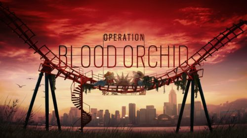 "Disponible la actualización ""Operation Blood Orchid"" de Rainbow Six Siege el 5 de septiembre"