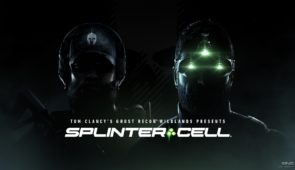 "Sam Fisher, protagonista de  ""Splinter Cell"" se une a los Ghosts"