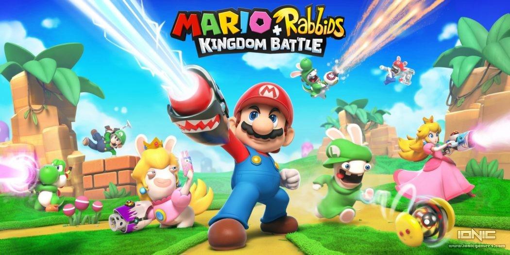 Mario + Rabbids® Kingdom Battle