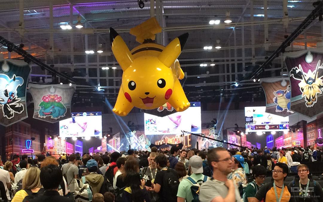 Se anuncian las fechas y lugares para los campeonatos de Pokémon 2019