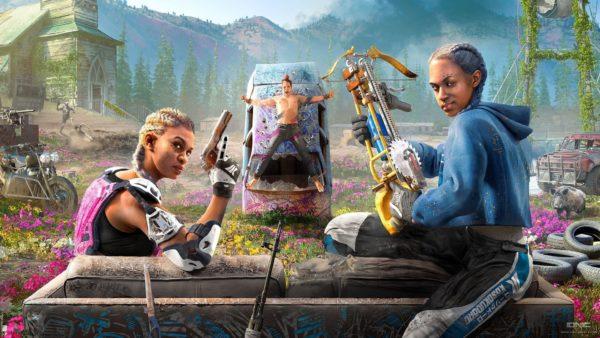 Quiénes son las gemelas villanas del Universo Far Cry