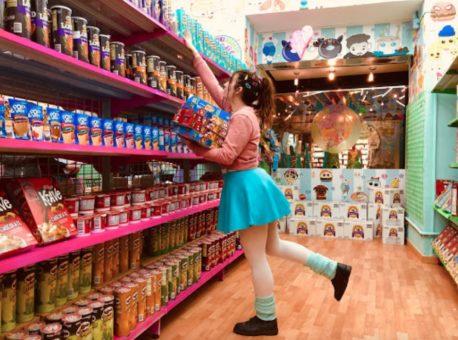 Abre en Barcelona el primer mercado friki de España