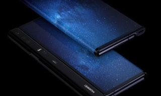 Huawei lanza un nuevo teléfono flexible para competir con el Samsung Galaxy Fold