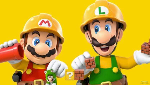 Super Mario Maker 2 confirmado para Nintendo Switch