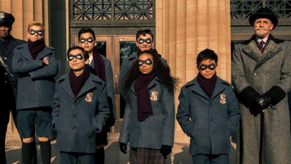Qué es The Umbrella Academy, la nueva serie de Netflix