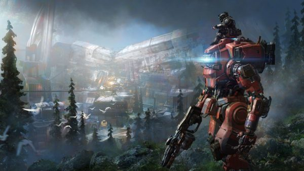 Apex Legends dispara las acciones de EA y beneficia a Titanfall 2