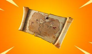 Llegan a Fortnite mapas de tesoros enterrados