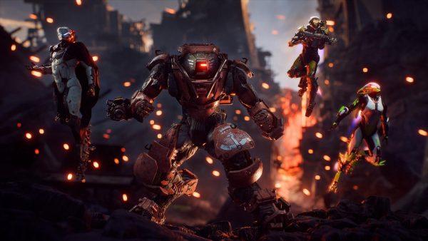 Anthem: EA identifica el problema que apaga la PS4