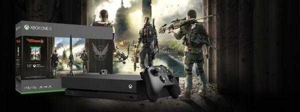 The Division 2: Ubisoft presenta los bundles de Xbox One