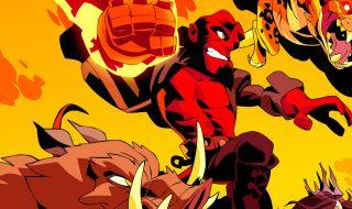 Qué personajes de la película Hellboy (2019) se unen al elenco de Brawlhalla