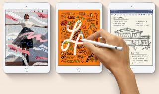 Apple muestra los nuevos modelos de iPad Air y iPad Mini 2019