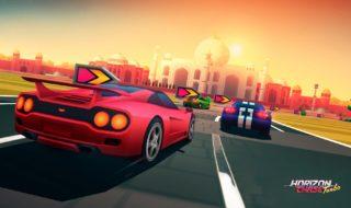 El arcade de carreras Horizon Chase Turbo se lanza en formato físico