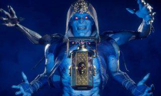 Mortal Kombat 11 revela un nuevo personaje, The Kollector