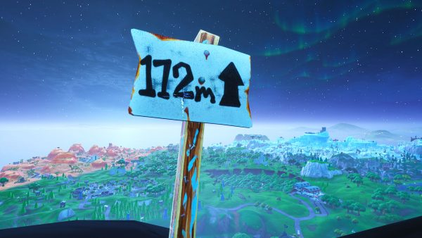Fortnite: Cuáles son los 5 puntos más altos de la isla