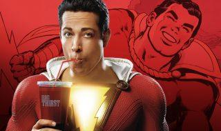 ¡Shazam! La Película: un superhéroe con corazón de niño
