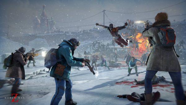 World War Z para PC, PS4 y Xbox One: toda la info