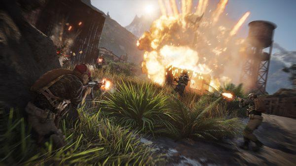 Trailer lanzamiento de Ghost Recon Breakpoint revela nuevas amenazas