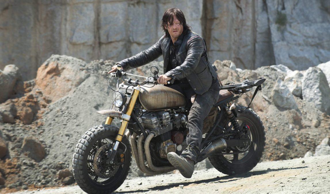Moto de Daryl Dixon