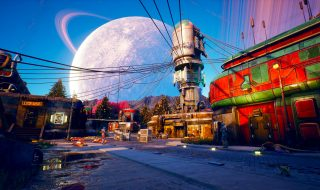 """""""The Outer Worlds"""", un videojuego de rol para vivir una aventura espacial"""