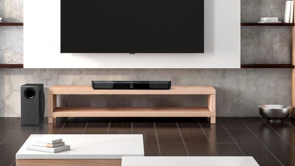 Creative presentó SXFI CARRIER, la nueva generación de barras de sonido