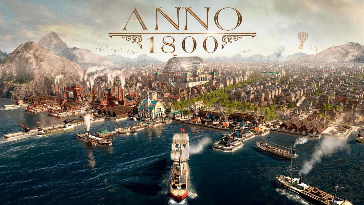 Anno® 1800